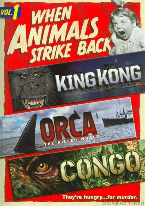 When Animals Strike Back!: Volume 1