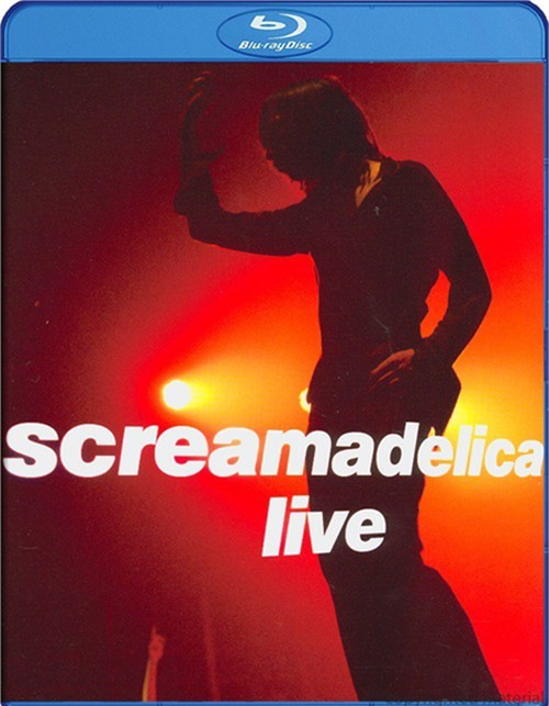 Screamadelica Live (Blu-ray With Classic Album)