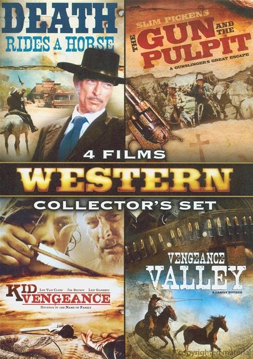 Classic Westerns Collectors Set V. 3