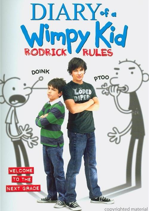diary of a wimpy kid pdf rodrick rules