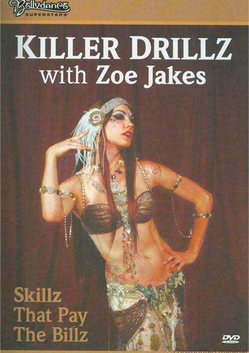 Bellydance Superstars: Killer Drillz With Zoe Jakes