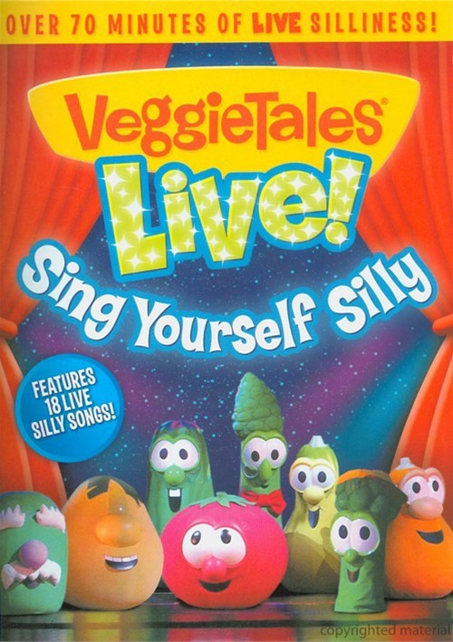 Veggie Tales: Live! - Sing Yourself Silly
