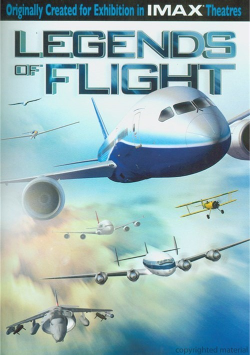 IMAX: Legends Of Flight