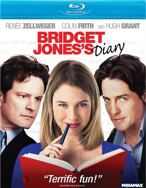 Bridget Joness Diary (Blu-ray + UltraViolet)