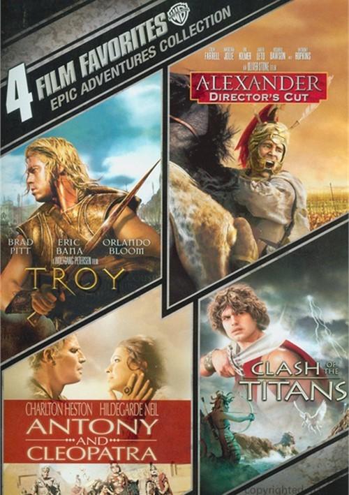 4 Film Favorites: Epic Adventures
