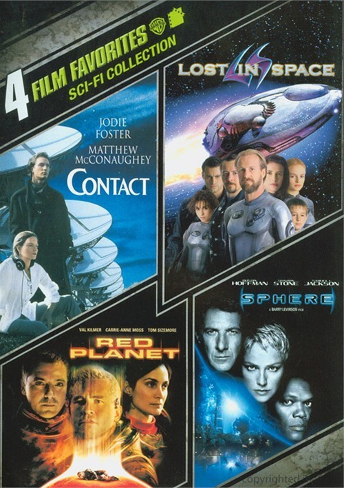 4 Film Favorites: Sci-Fi