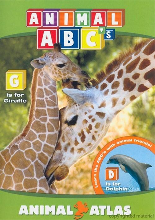animals atlas  animals abc u0026 39 s  dvd