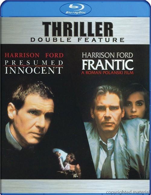 Presumed Innocent / Frantic (Double Feature)