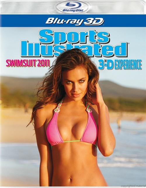 Sports Illustrated: Swimsuit 2011 - The 3D Experience
