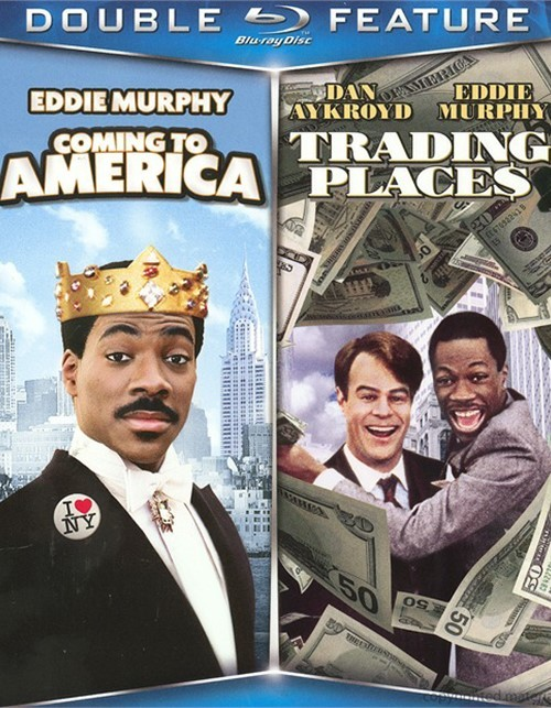Coming To America / Trading Places (2 Pack)