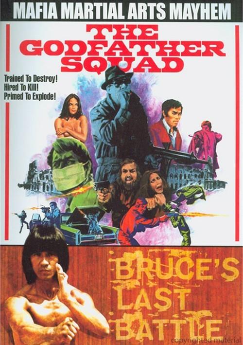 Godfather Squad / Bruces Last Battle (Double Feature)