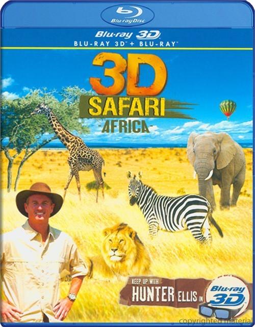 3D Safari: Africa (Blu-ray 3D)