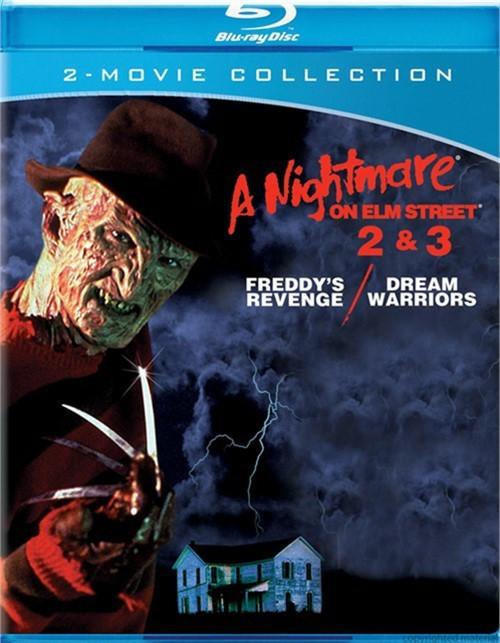 Nightmare On Elm Street 2, A: Freddys Revenge / A Nightmare On Elm Street 3: Dream Warriors (Double Feature)