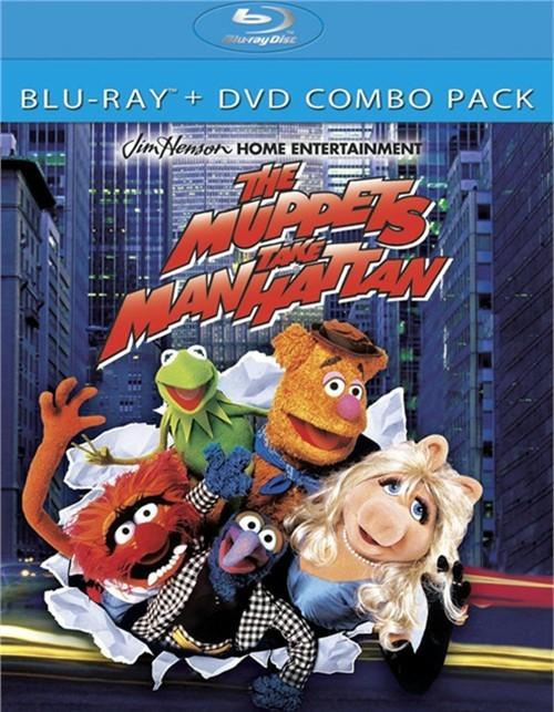 Muppets Take Manhattan, The (Blu-ray + DVD Combo)