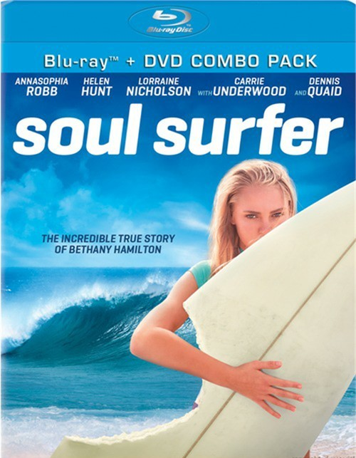 Soul Surfer (Blu-ray + DVD Combo)