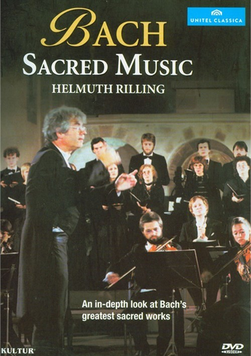Bach: Sacred Music - Helmuth Rilling