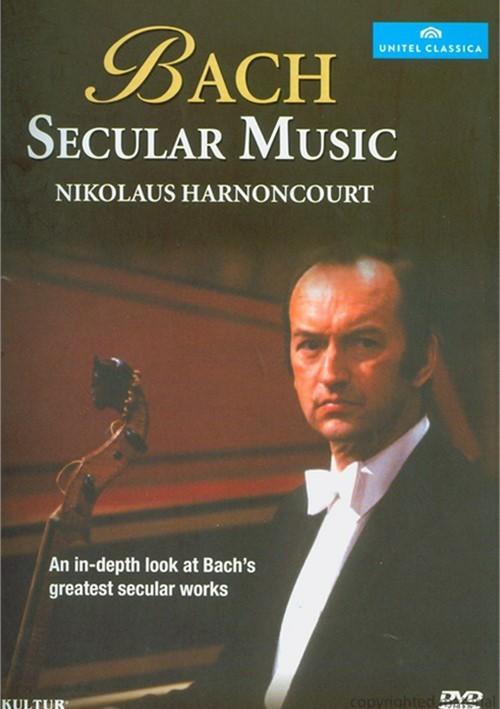 Bach: Secular Music - Nikolaus Harnoncourt