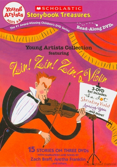 Young Artists Collection (3 Pack)