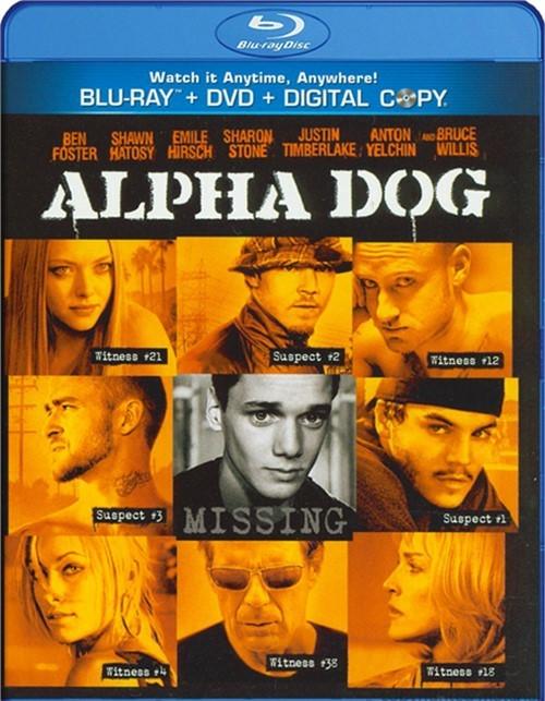 Alpha Dog (Blu-ray + DVD + Digital Copy)