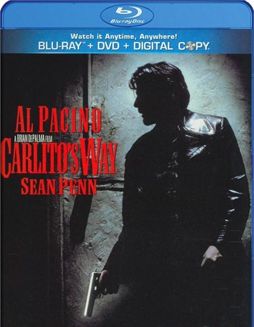 Carlitos Way (Blu-ray + DVD + Digital Copy)