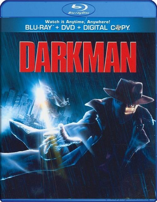 Darkman (Blu-ray + DVD + Digital Copy)