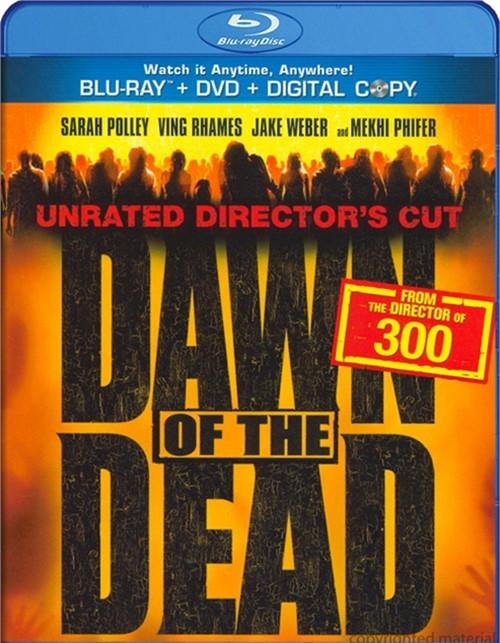 Dawn Of The Dead (Blu-ray + DVD + Digital Copy)