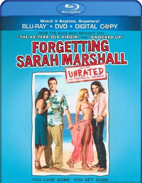 Forgetting Sarah Marshall (Blu-ray + DVD + Digital Copy)