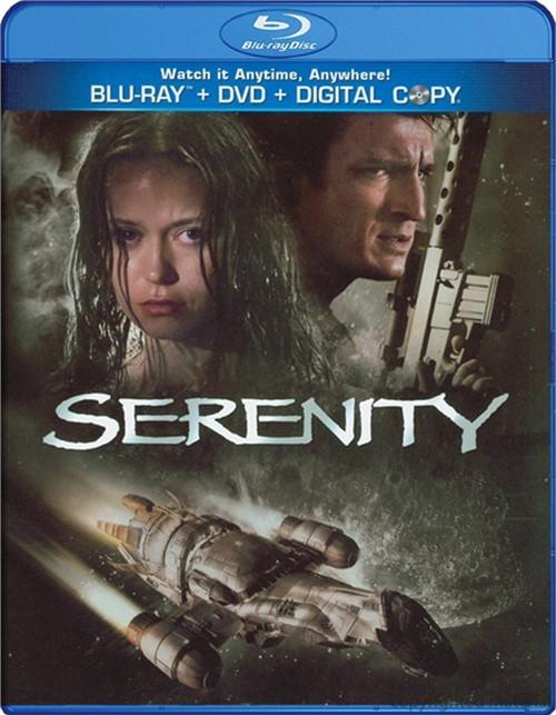 Serenity (Blu-ray + DVD + Digital Copy)
