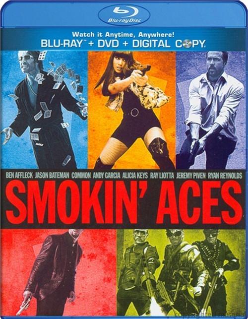 Smokin Aces (Blu-ray + DVD + Digital Copy)