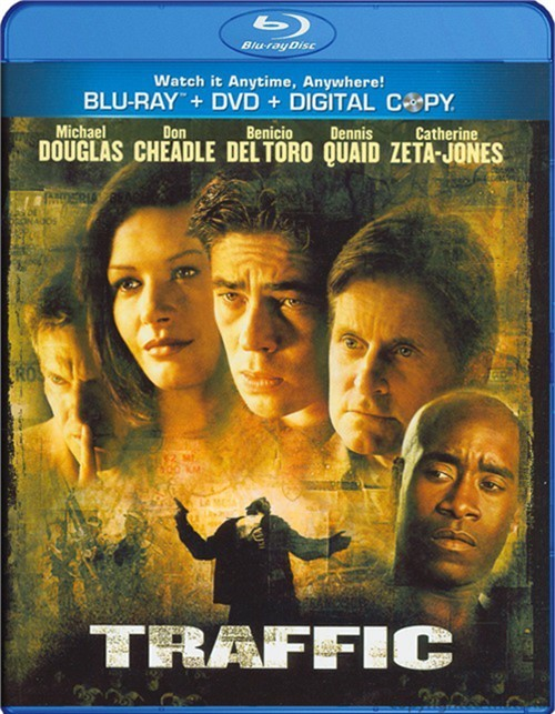 Traffic (Blu-ray + DVD + Digital Copy)