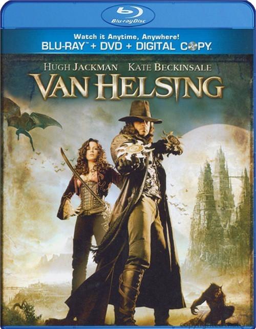 Van Helsing (Blu-ray + DVD + Digital Copy)