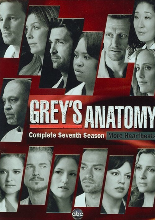 Greys Anatomy: The Complete Seventh Season