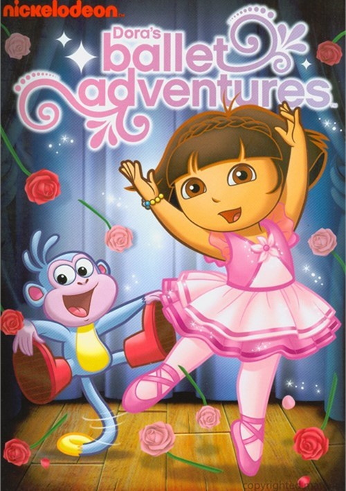 Dora The Explorer: Doras Ballet Adventures
