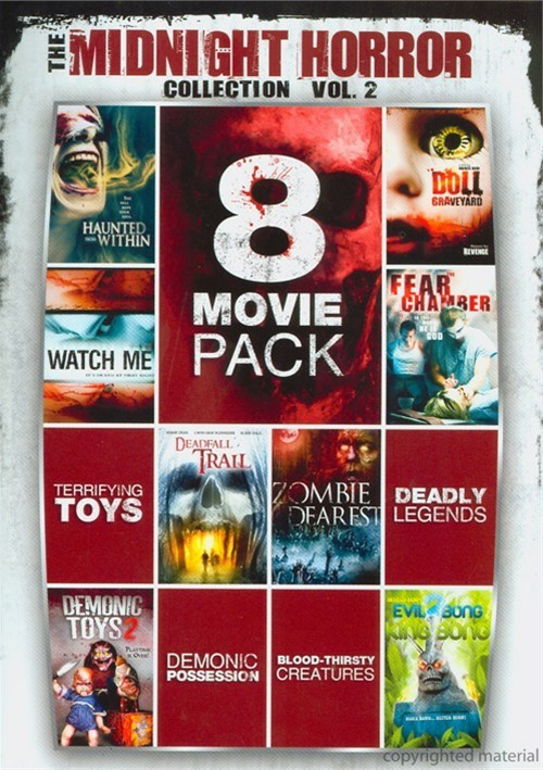 8-Movie Pack: Midnight Collection V. 2