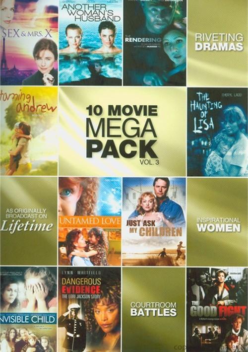 10 Features Mega Movie Pack Vol. 3