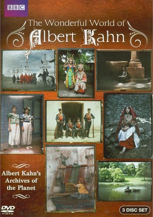 Wonderful World Of Albert Kahn, The
