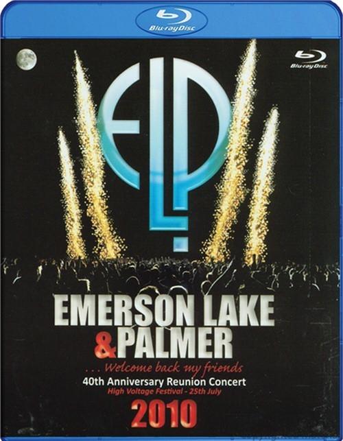 Emerson Lake & Palmer: 40th Anniversary Reunion Concert