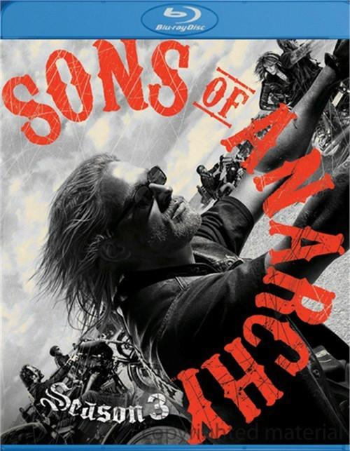 Sons Of Anarchy: Season Three