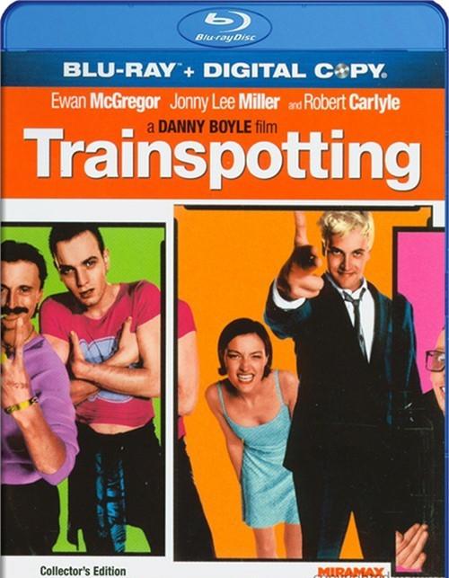 Trainspotting (Blu-ray + Digital Copy)
