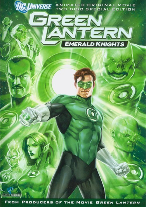 Green Lantern: Emerald Knights - Special Edition