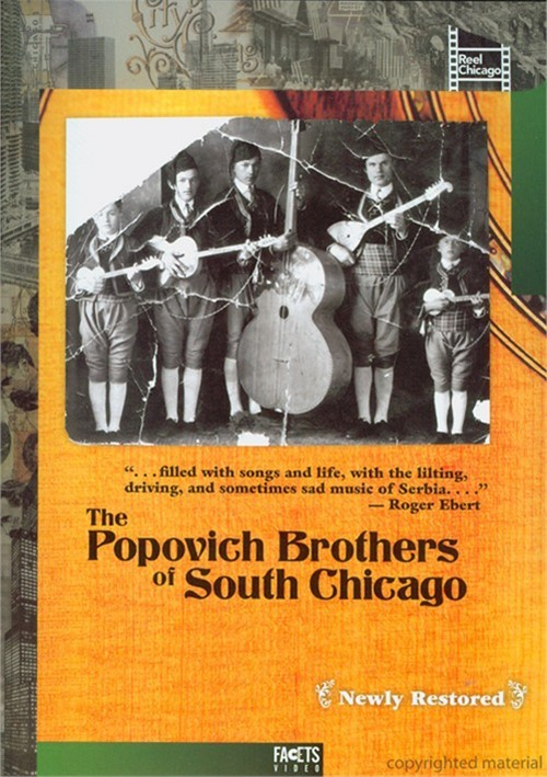Popovich Brothers Of South Chicago, The