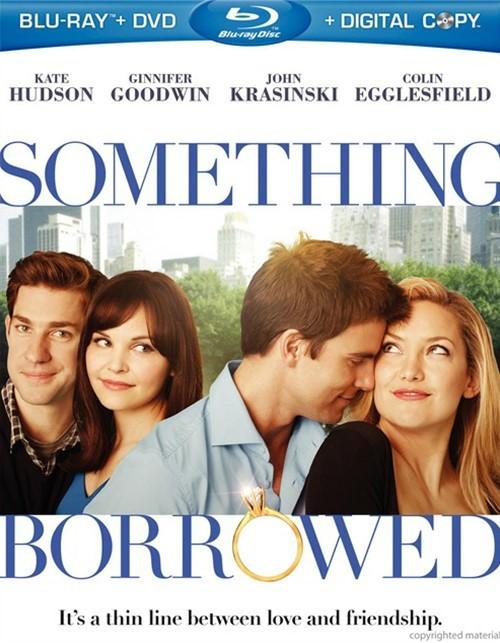 Something Borrowed (Blu-ray + DVD + Digital Copy)