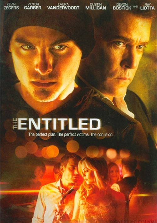 Entitled, The