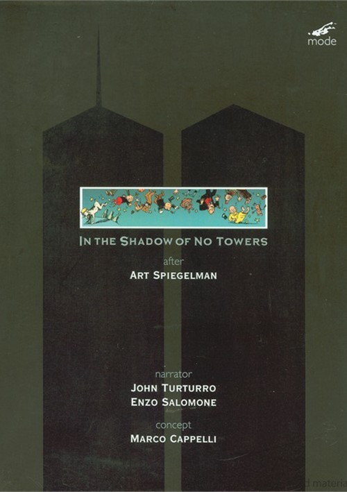 Marco Cappelli & Art Spiegelman: In The Shadow Of No Towers