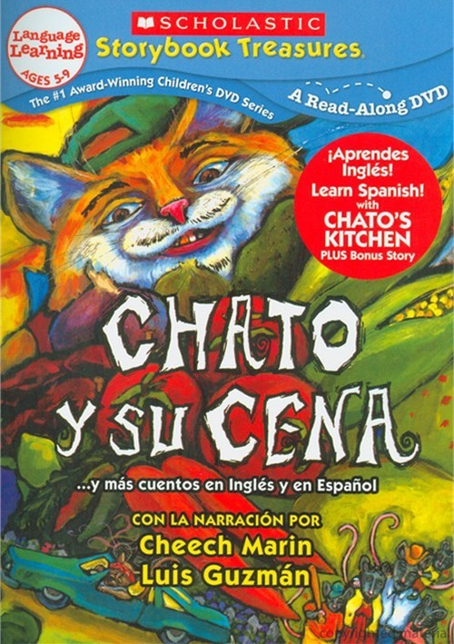 Chatos Kitchen... And More Stories To Celebrate Spanish Heritage