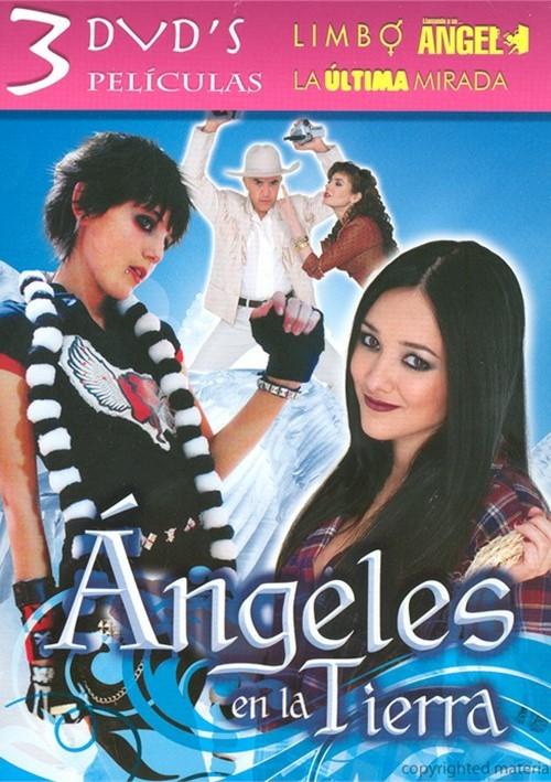 Angeles En La Tierra (3 DVD Set)