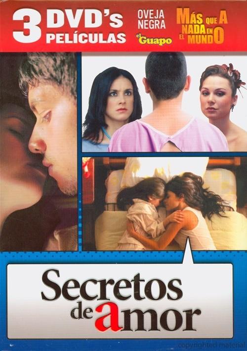 Secretos De Amor (3 DVD Set)
