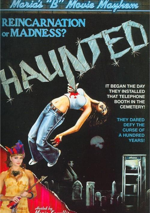 Marias B-Movie Mayhem: Haunted