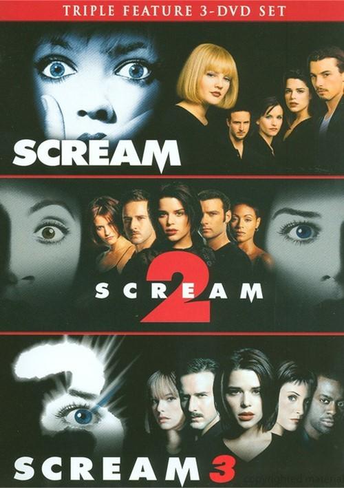 Scream 1-3 Gift Set