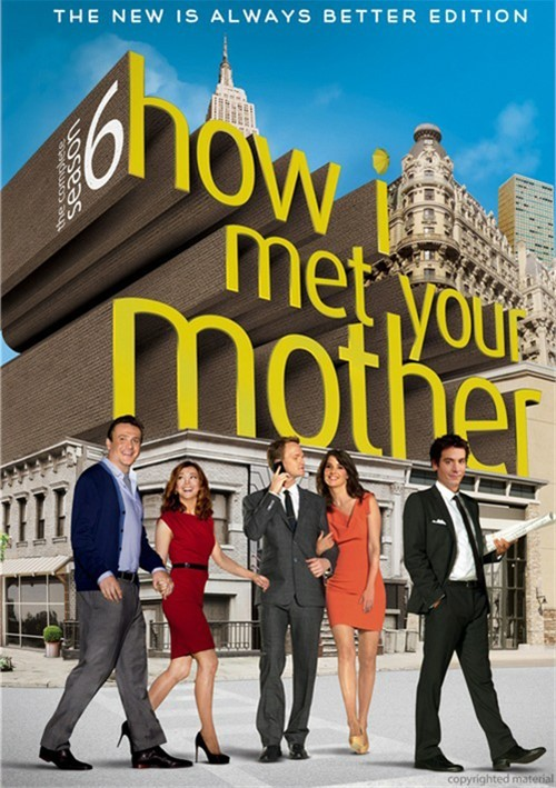 How I Met Your Mother: Season 6 - The New Is Always Better Edition